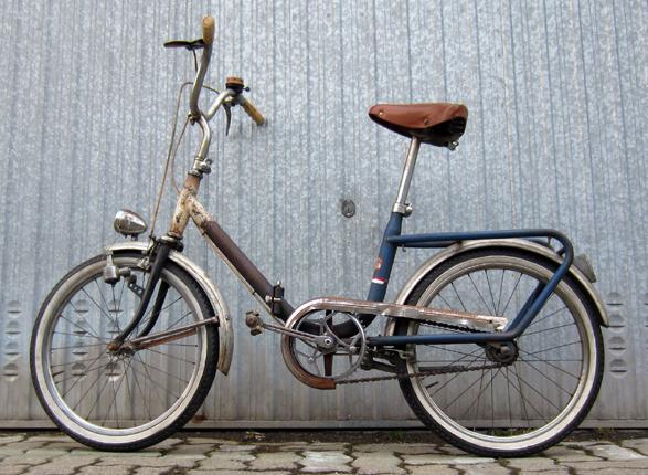 questa non è la mia bicicletta.