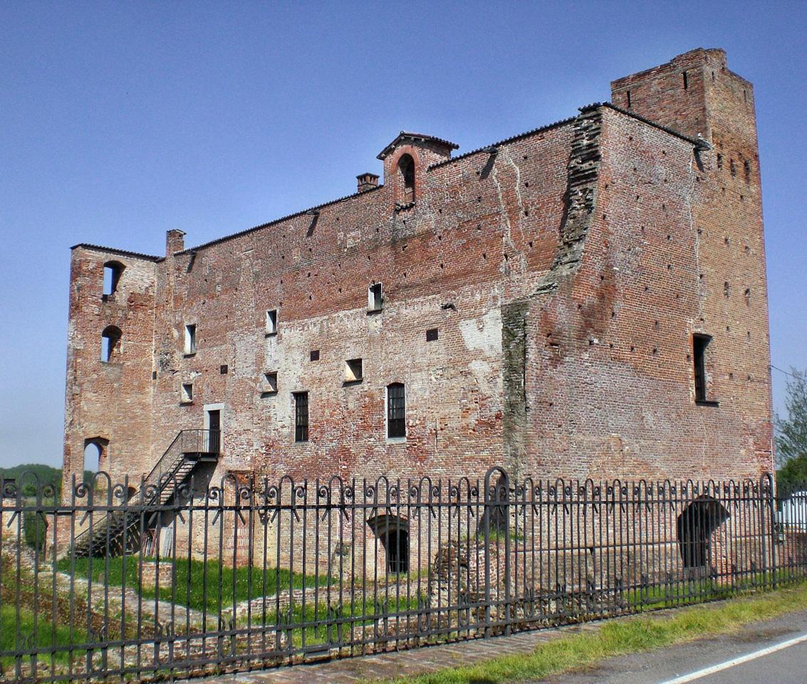 castello di arena po