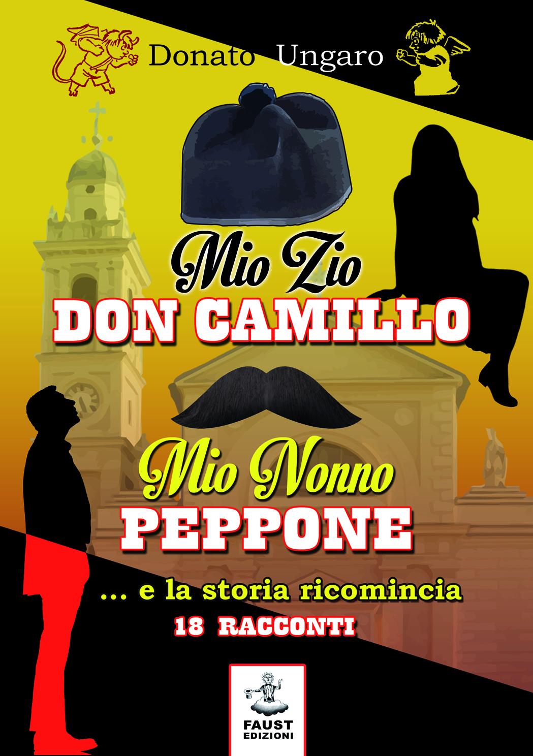 COPERTINA Mio zio don Camillo, mio nonno Peppone