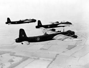 bombardieri alleati sul po