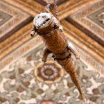 il coccodrillo del santuario della Beata Vergine delle Grazie