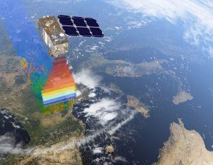 satellite sentinel 2 - Credit ESAATG medialab