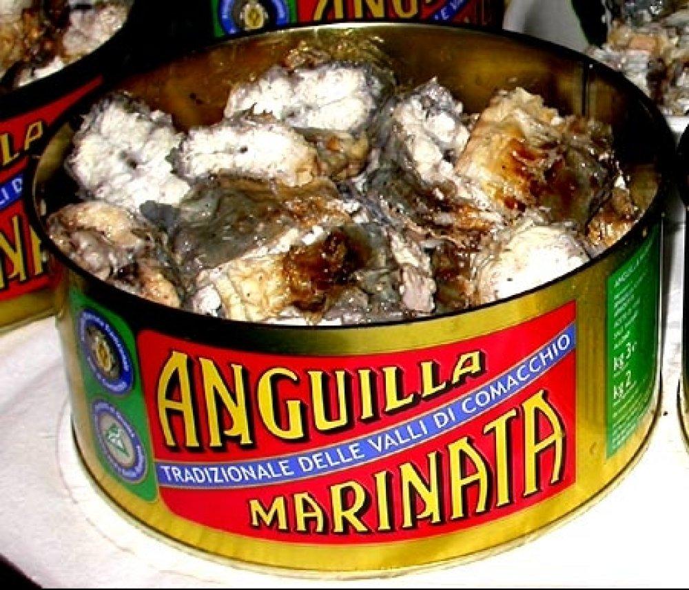 anguilla marinata