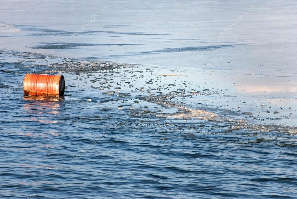 idrocarburi nell'acqua