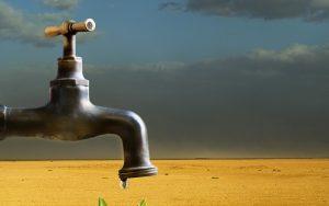 rubinetto nel deserto